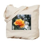 Peach Rose 3 Tote Bag