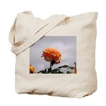 Peach Rose 2 Tote Bag