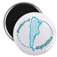 """Product of Argentina"" Magnet"