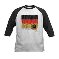 Silky Flag of Germany Tee