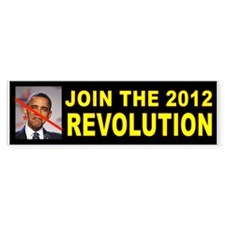 OBAMA THIEF Bumper Sticker