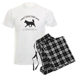 Man's Best Friend Men's Light Pajamas