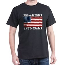 Pro-America Anti-Obama T-Shirt