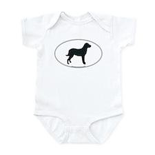 Chessie Silhouette Infant Bodysuit