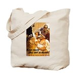 Keep Mum WWII Tote Bag