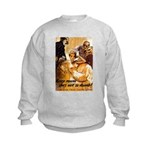 Keep Mum WWII Kids Sweatshirt