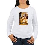 Loose Lips Sink Ships Women's Long Sleeve T-Shirt