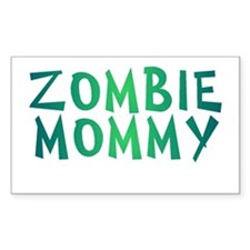 ZOMBIE MOMMY.JPG Decal