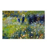 Renoir - Parasol Postcards (Package of 8)