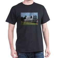 Tour Swag - Bus #2 Black T-Shirt