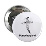 "Pteradactyloid 2.25"" Button (100)"