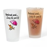 Retired Pint Glasses