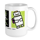 Windup-Robots Coffee Mug