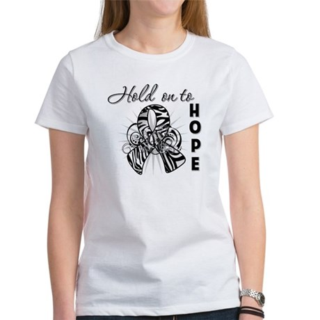 Carcinoid Cancer Hope Women's T-Shirt