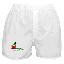 Snakes in Spain Boxer Shorts