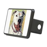 Pitty Kiss Rectangular Hitch Cover