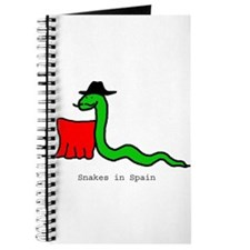 Snakes in Spain Journal