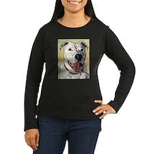 Pitty Kiss Women's Long Sleeve Dark T-Shirt