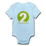 2 Month Identifier Infant Bodysuit