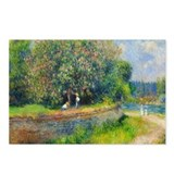 Renoir - Chesnut Tree Postcards (Package of 8)