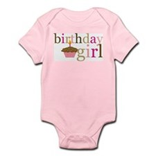 Unique One candle Infant Bodysuit
