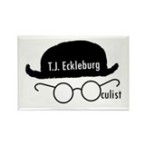 Roaring twenties Rectangular Magnet