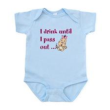 Infant Bodysuit (pink)