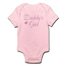 Funny Daddy's girl Infant Bodysuit