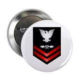"Navy PO2 Aviation Structure Mechanic 2.25"" Button"
