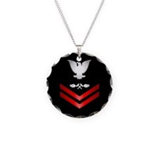 Navy PO2 Aviation Structure Mechanic Necklace