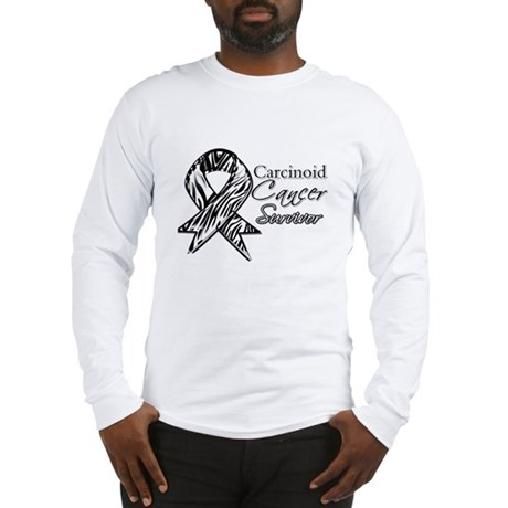 Carcinoid Cancer Survivor Long Sleeve T-Shirt