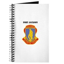 Fort Jackson with Text Journal