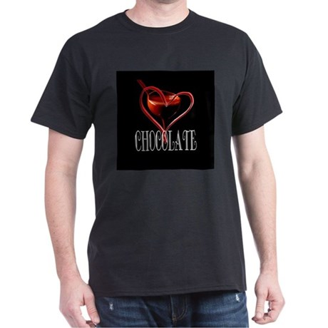 CHOCOLATE Black T-Shirt