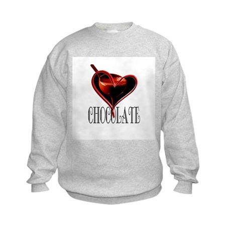 CHOCOLATE Kids Sweatshirt