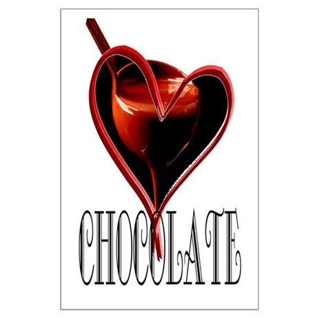 CHOCOLATE Large Poster