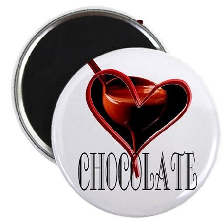 "CHOCOLATE 2.25"" Magnet (100 pack)"