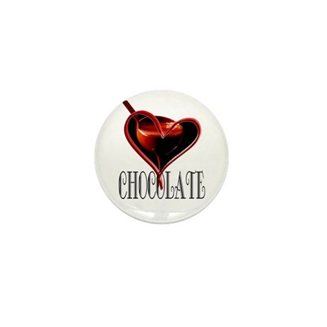 CHOCOLATE Mini Button