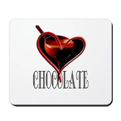 CHOCOLATE Mousepad