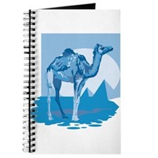 Camel in Egypt Journal
