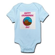Groundhog Day Infant Bodysuit
