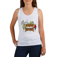 The Parrot's Workshop Logo Women's Tank Top