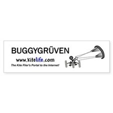 Buggygruven<br>Bumper Car Sticker