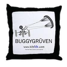 Buggygruven<br> Throw Pillow