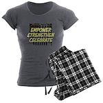 treeNdragonsmall.jpg Maternity Dark T-Shirt