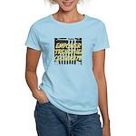 treeNdragonsmall.jpg Women's Dark T-Shirt