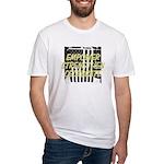 Jr. Ringer T-Shirt W/ Tree & Dragon Shield