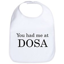 You Had Me at Dosa Bib