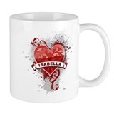 Love Isabella Small Mugs