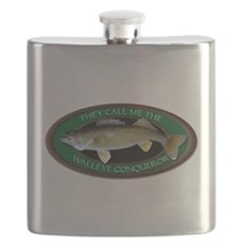 Walleye Flask