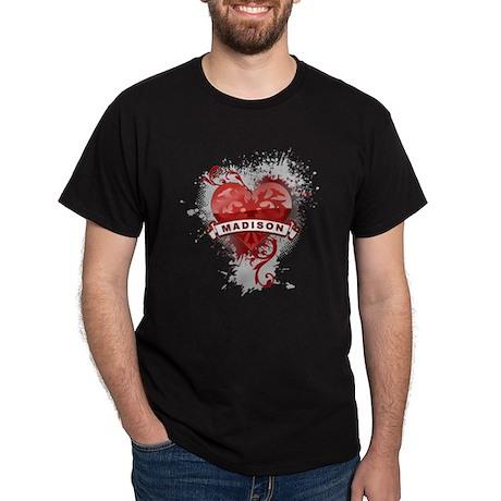 Love Madison Dark T-Shirt